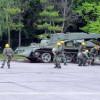 Vojna pokazna vežba 'Vatrogasac 2012'